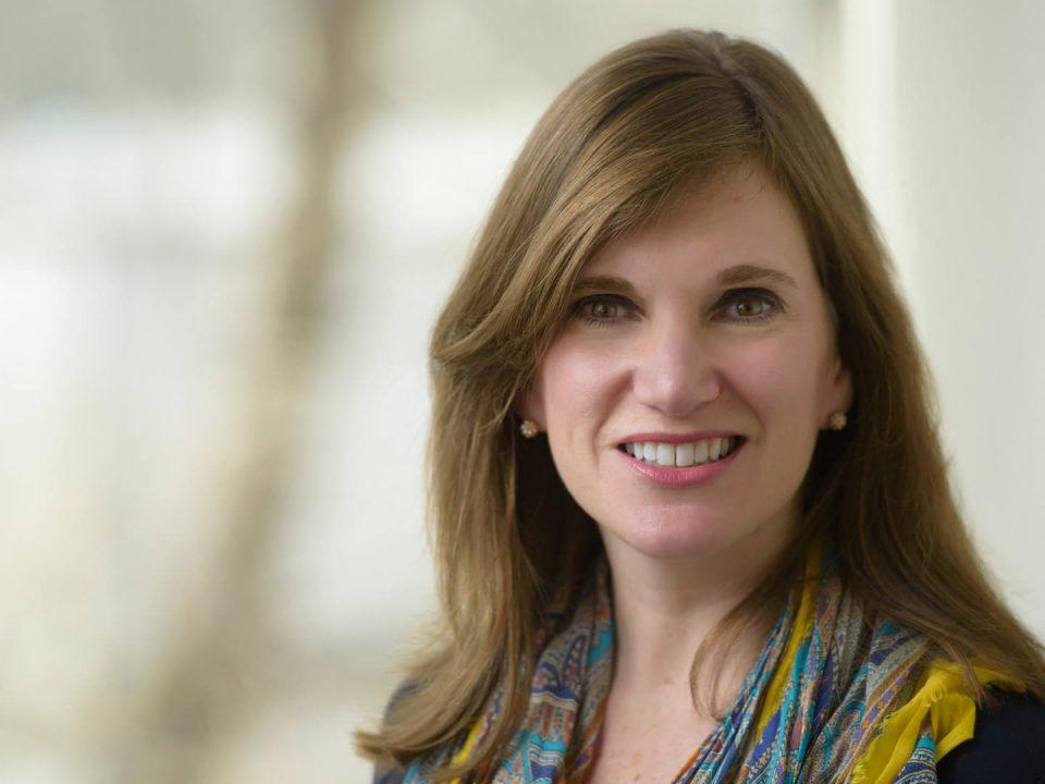 United Way Halifax CEO Sara Napier