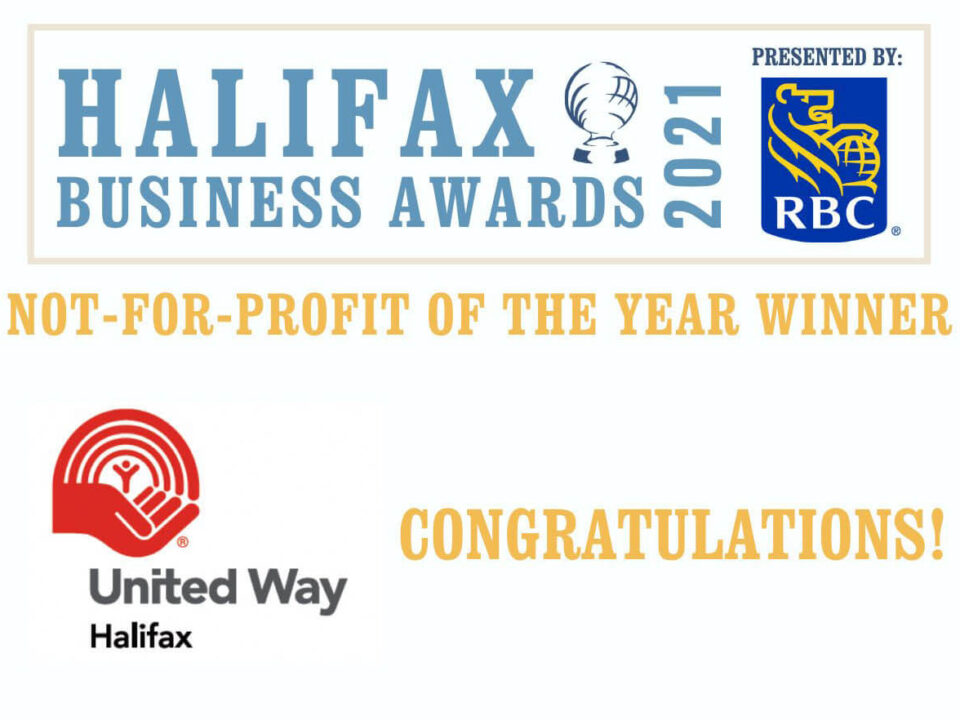 Halifax Business Awards Not-For-Profit of the Year